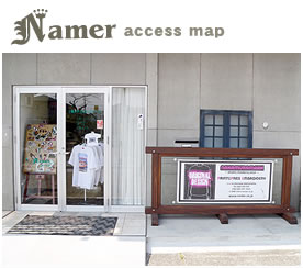Namer access map